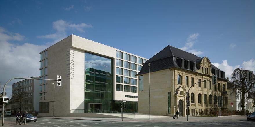 Nrw Bank Münster : eisfeld engel architekten nrw bank m nster ~ Yuntae.com Dekorationen Ideen